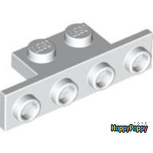 Lego 10x Konverter Winkel 1x2-1x4 Weiß White Bracket 28802 Neuware New