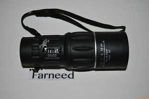 Monokel fernglas fernrohr zoom vergrößerung mm farneed jagd