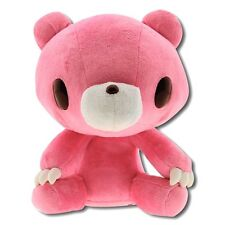 Gloomy Bear Sits Down Prime Pink Plush ( No Blood ) Officially Licensed New