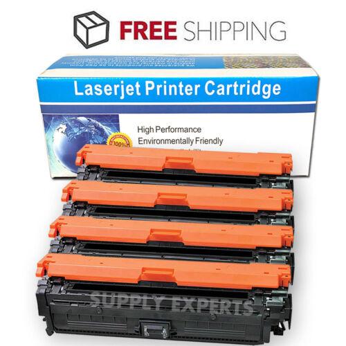 For HP 651A LaserJet Enterprise 700 Color MFP M775dn M775f 775z Toner Set CE340A