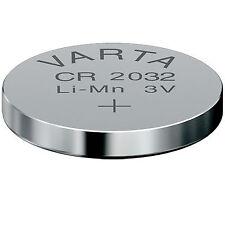 50x CR2032 * VARTA * KNOPFZELLEN * LITHIUM CR2032 BATTERIE - lose ORIGINAL WARE