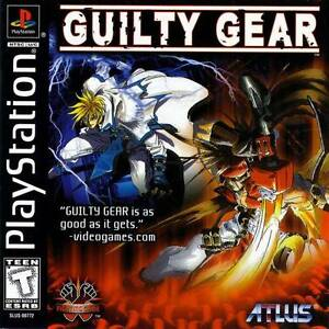 Guilty-Gear-PS1-Great-Condition-Fast-Shipping