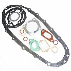 New Lambretta Scooter 150cc Complete Engine Gasket Kit GP LI TV SX CAD