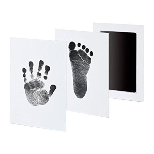 Inkless Print Wipe Kit NewBorn Safe Baby Hand /& Foot Print Keepsake Baby Gift