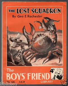 1938-The-Boys-039-Friend-Library-636-The-Lost-squadron-by-George-E-Rochester