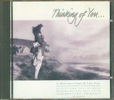 Thinking Of You - Elton John/Michael Bolton/Bangles/Deacon Blue/Moyet Cd Ottimo