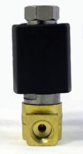1//4 de pulgada de normalmente abierto 12v Dc Vdc latón válvula de solenoide del TNP de un Año De Garantía