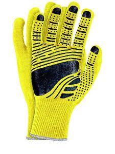 Verantwortlich 3 Paar Arbeitshandschuhe Schutzhandschuhe Größe 8-9-10 Floatex-neo Gelb SchöN Und Charmant Business & Industrie
