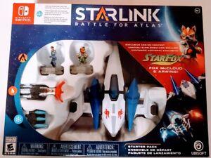 Starlink-Battle-for-Atlas-Star-Fox-Nintendo-Switch-Starter-Edition-New-Sealed