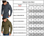 Mens-Slim-Fit-Muscle-T-shirt-Casual-Shirts-Blouse-Sweater-Pullover-Hoodies-Hoody thumbnail 5
