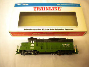 WALTHERS-H-O-TRAINLINE-931-101-DIESEL-BURLINGTON-NORTHERN-1762