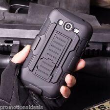 Protective Future Armor Hard Back Case For Samsung Galaxy Grand Duos i9080 i9082