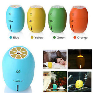 Mini-Lemon-Ultrasonic-Aroma-LED-Humidifier-Air-Diffuser-Home-Purifier-Atomizer