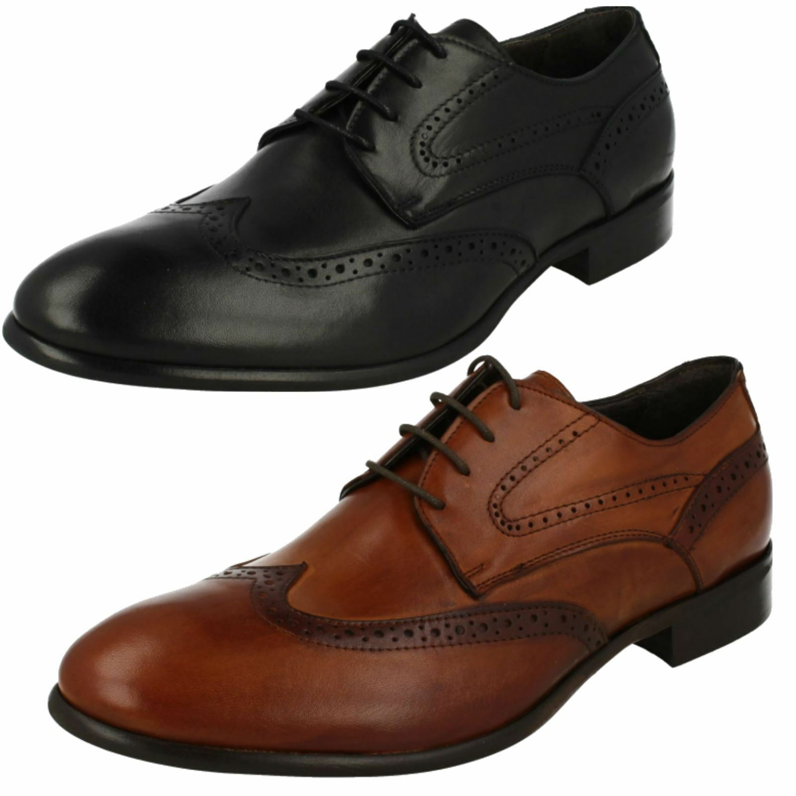 Homme Morena Gabbrielli Lacets Chaussures-FA-B2423