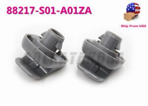OEM New Sun Visor Support Retainer Clip For Honda CR-V Civic 88217-S01-A01ZA