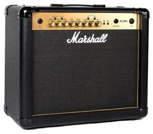 Marshall-mg30gfx-mg-Gold-Amplificateur-de-Guitare-Guitar-Combo-30-W-4-canaux-mp3