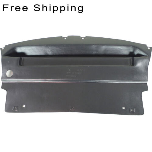 Front Engine Splash Shield Under Cover Fits Ford Mustang 5R3Z17626BA FO1228101