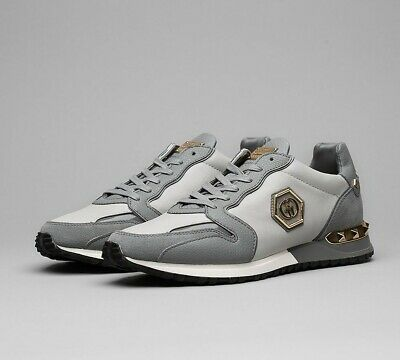 £64.99 Mens GG By Condemned Nation London Core Tawny//Port Trainers RRP
