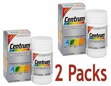 200  Centrum Advance A To Z Multivitamins Minerals Zinc Multi Vitamins Sealed
