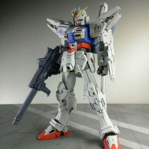 B/_941 1//144 RXF-91 Silhouette Gundam Unpainted Resin Conversion free shipping