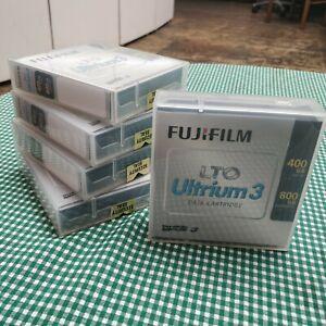 FACTORY-SEALED-Fujifilm-LTO-Ultrium-3-LTO-3-Data-Tape-Cartridges-400GB-800GB