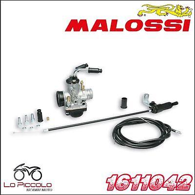 1611042 Carburatore Completo Malossi Phbg 19 Bs Mbk Nitro 50 2t Lc Lange Levensduur