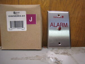 GAMEWELL-GW30203-01-ALARM-LIGHT-FIRE-ALARM-SYSTEM-NEW-FREE-SHIPPING
