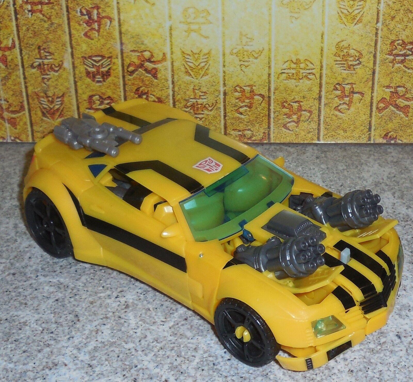 con 60% de descuento Transformers Prime Weaponizer Weaponizer Weaponizer Bumblebee Completo Líder  Envio gratis en todas las ordenes