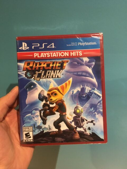Ratchet and Clank (Sony PlayStation 4, 2016) PS4 Brand New