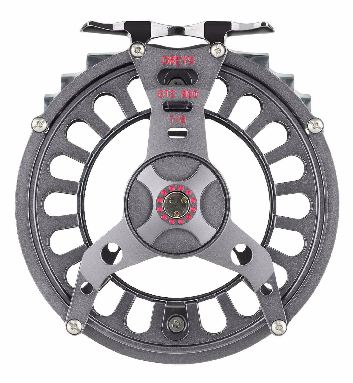 Greys GTS 800 Fly Reels - All Sizes -  Game Fishing Reel  after-sale protection
