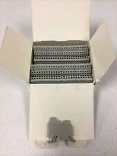 New Listingnew Allen Bradley 1492 W3tw Terminal Blocks Iec 947 7 1 800v Box Of 50