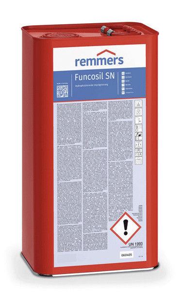 GP  L) 5 Liter Remmers Funcosil SN Imprägnierung für WDVS Fassaden Ziegel