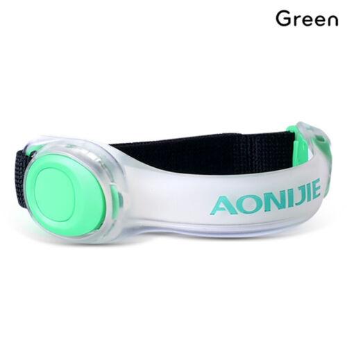 LED Armband Lights Glow Band Reflective Bracelets for Running Walking