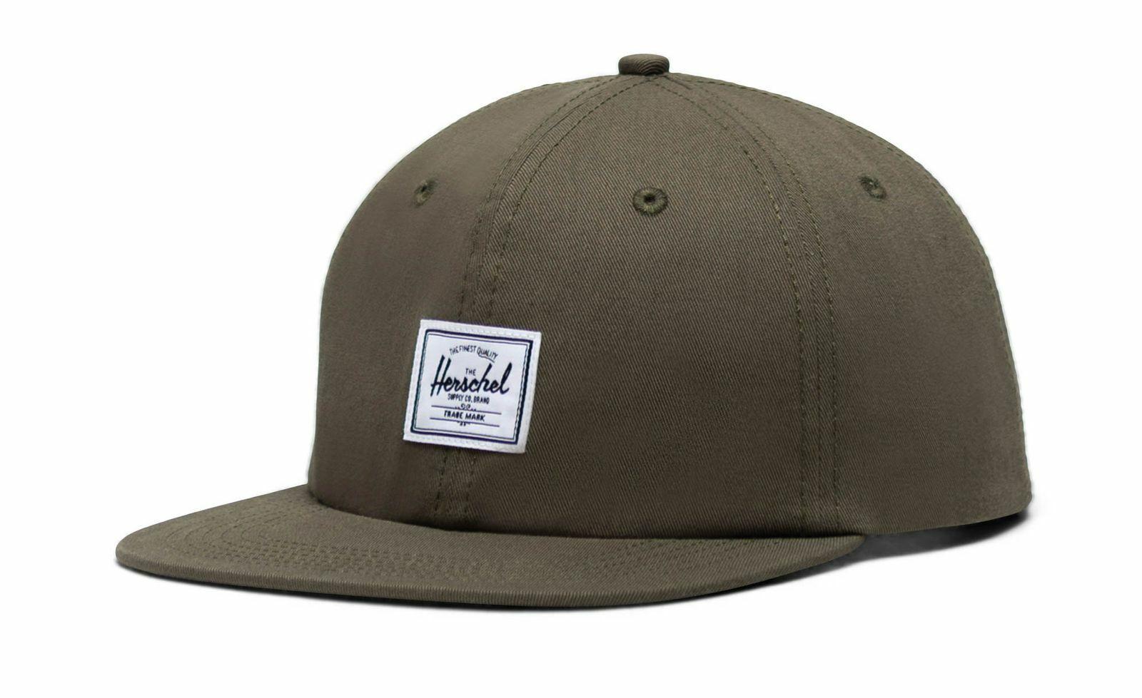 Herschel Whaler Classic Hat Cap Accessoire Grün