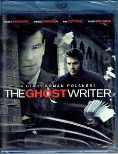BLU-RAY-THE-GHOST-WRITER-Ewan-McGregor-Pierce-Brosnan