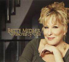 Bette Midler Memories Of You CD NEW SEALED 2010