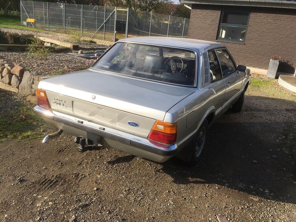 Ford Taunus, 2,0, Benzin