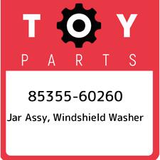 85355-60260 Toyota Jar assy New Genuine OEM Part windshield washer 8535560260