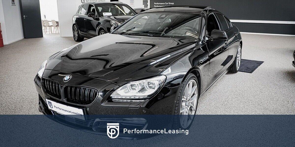 BMW 640d 3,0 Gran Coupé aut. 4d