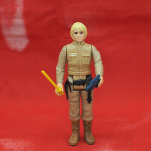 Vintage-Star-Wars-Luke-Skywalker-Bespin-Fatigues-Action-Figure-w-Weapons