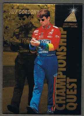 Industrioso 1995 Pinnacle Zenith Racing #78 - Jeff Gordon Championship Quest DiseñOs Atractivos;