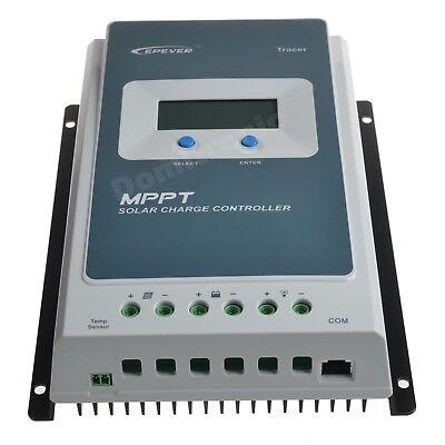 Maximum Power Point Tracking Solar Charge Controller 12V//24V Panneau Chargeur Régulateur Affichage LCD USB 5 V