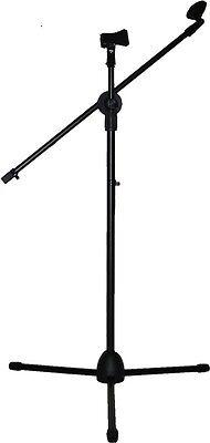 Tripod Adjustable Microphone Mic Stand w/ Boom MS-70 Brand New