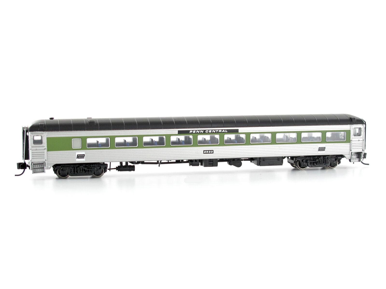 Rapido-trains 517020-a los turismos 8600 series Penn Central nº 2533-pista n