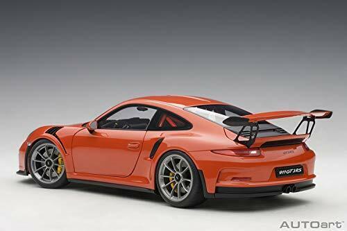 AUTOART 1 18 PORSCHE 911 (991) GT3 RS orange