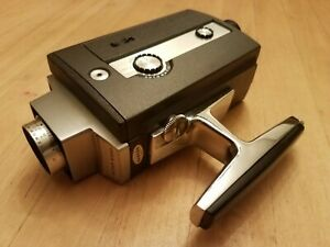 Super 8 Bell And Howell Movie Camera with Autozoom Model 8431