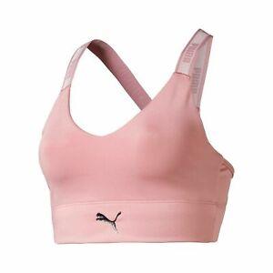 contrabando Frente al mar emocional  PUMA SOFT SPORTS Crop Top Damen Crop Top Tight Fit Bridal Rosa Pink Bnwt -  New   eBay
