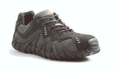 Dickies Terra Spider Safery Trainer Shoes Charcoal Grey (sizes 6-12)