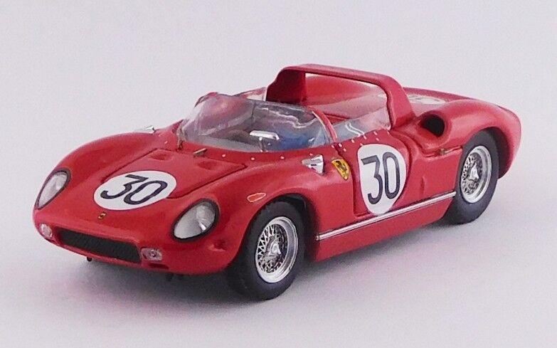 ART MODEL ART119.2 -  Ferrari 250 P  30 12H de Sebbague - 1963    1 43  prix bas discount