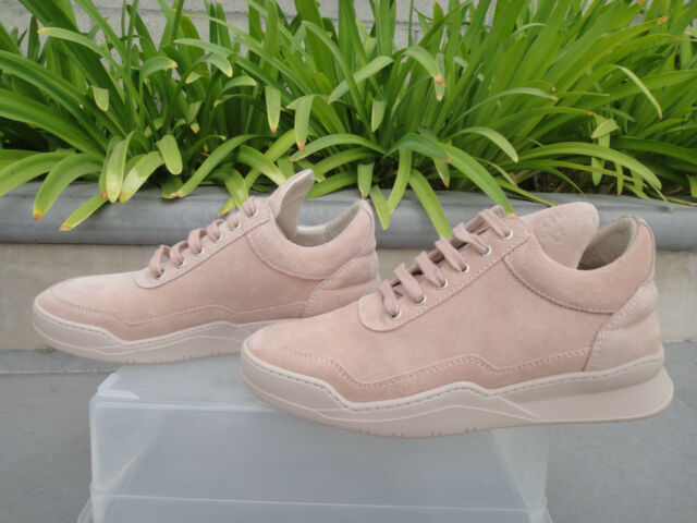 Filling Pieces LOW TOP GHOST TONE, Nude